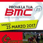 BMC Test Day – Prova la tua BMC
