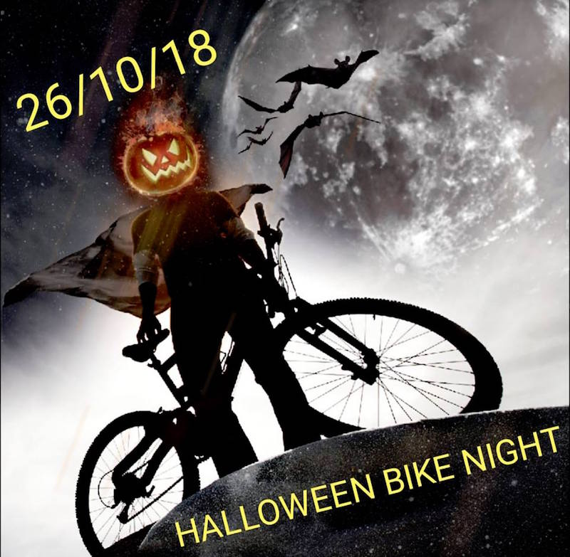 Halloween Bike Night 2018
