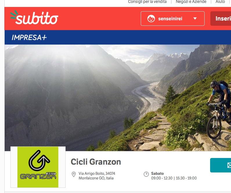 CicliGranzon- Subito.it