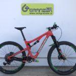 Santa Cruz 5010 carbon usata M