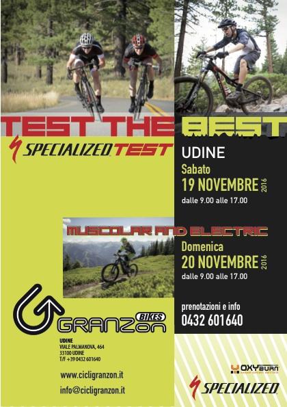 Test the Best Granzon